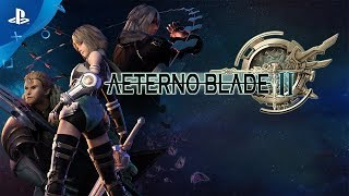 AeternoBlade II - Gamescom 2019 Gameplay Trailer | PS4