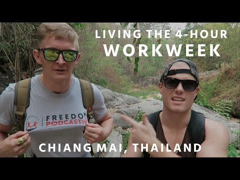 Producing the Tim Ferriss Podcast: 4 Hour Workweek Success Stories🌴Chiang Mai Hike w/ Ian Robinson