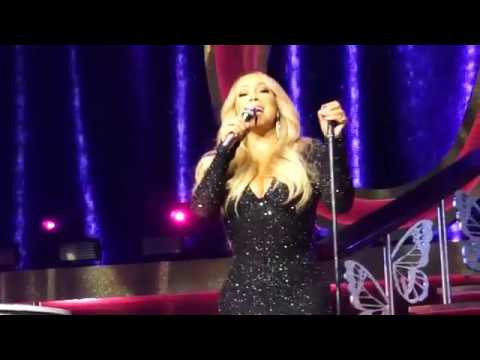 Mariah Carey - Can't Let Go (2/19/2019) Las Vegas: The Butterfly Returns