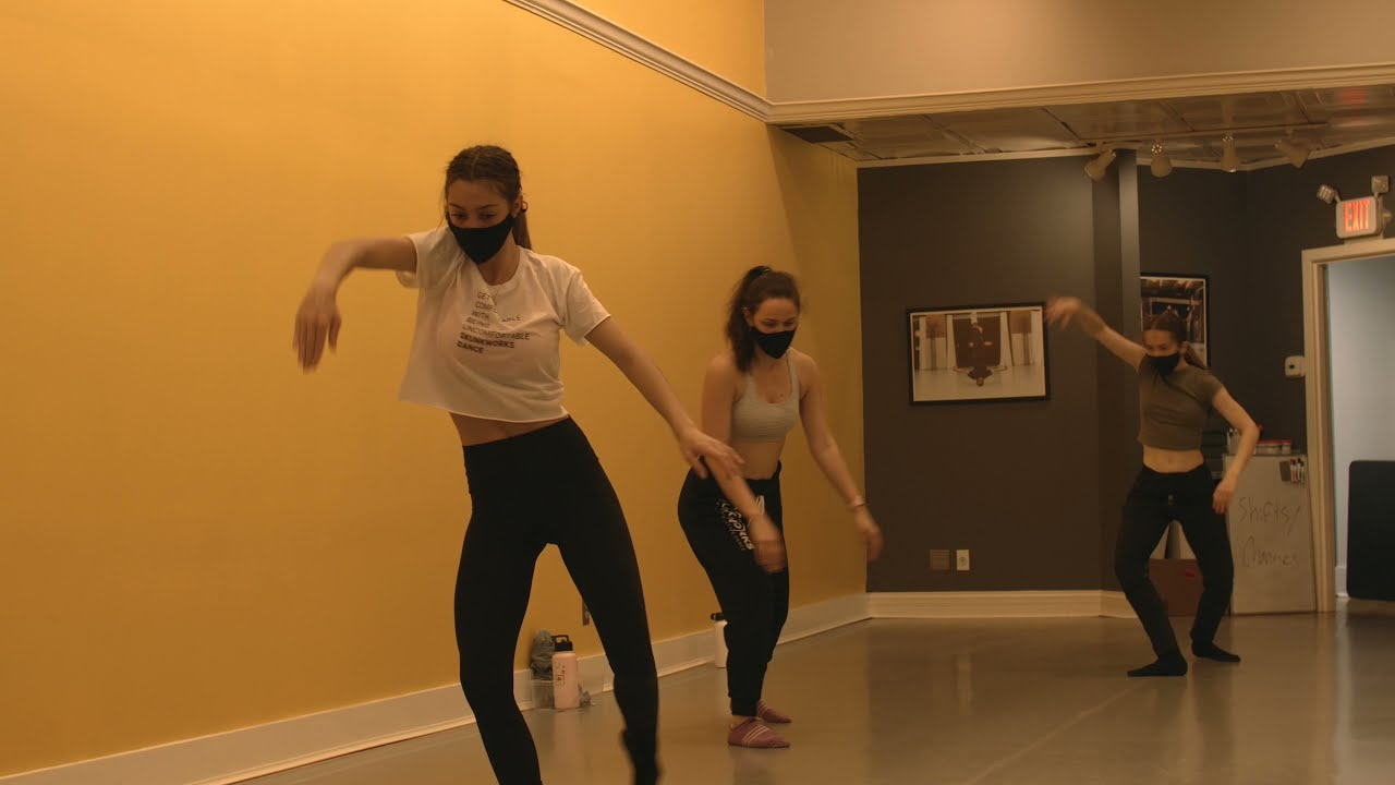 IN-STUDIO with Contemporary Ballet