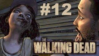 CLEMENTINE ES UN ZOMBIE!! | The Walking Dead | Parte 12