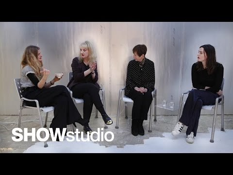 Jean Paul Gaultier - Haute Couture Spring / Summer 2015 Panel Discussion