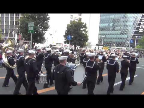 SEVENTH Fleet Band on Parade