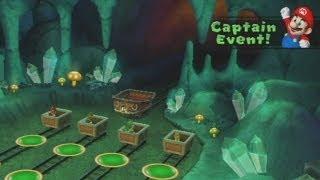 Mario Party 9 - Ridiculous lucky Captain Event