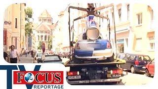 Abgeschleppt! Kein Pardon für Parksünder - Focus TV Reportage