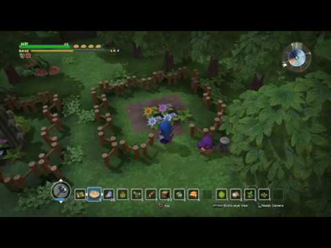 Dragon Quest Builders Garden Sidequest - YouTube