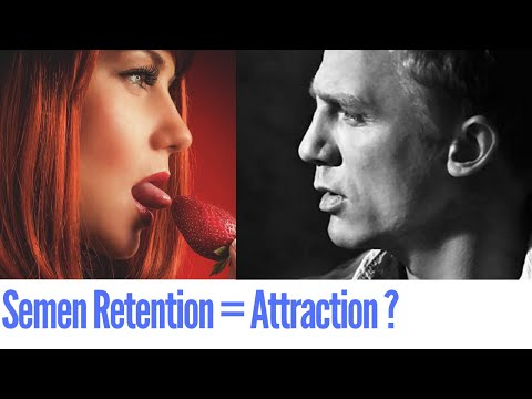 Does Semen Retention Increase Attraction? (You WANT To Hear This!) from YouTube · Duration:  9 minutes 45 seconds
