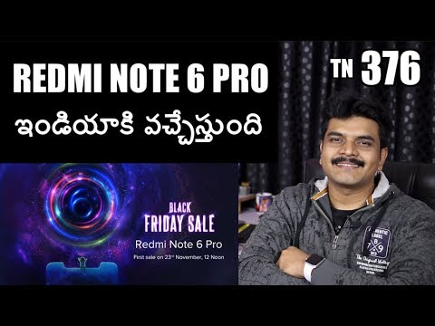 Technews 376 Redmi Note 6 Pro india Launch,Realme New Logo,PUBG PS4 Preorders etc