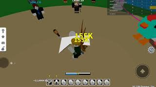I try again to destroy the 40 niv wood with trident of death roblox #10