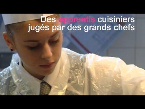 Le Puy-en-Velay (43) : des apprentis cuisiniers au révélateur de grand chefs