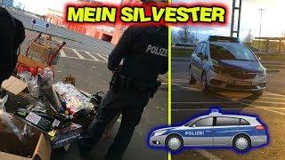 Reallife Story: Mein Silvester 2017/18 mit POLIZEI Einsatz