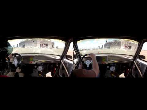 3/30/2013 Adam vs Andy SxS, MetLife NNJR Autocross Travel Video