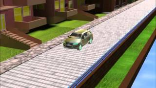 Autodesk 3ds Max 2012 Araba Animasyonu