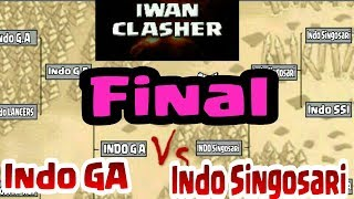 FINAL MIX TH COC INDONESIA Streaming Clash of Clans