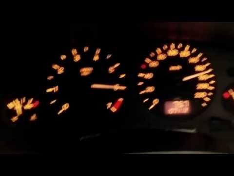 Chevrolet Zafira Top Speed