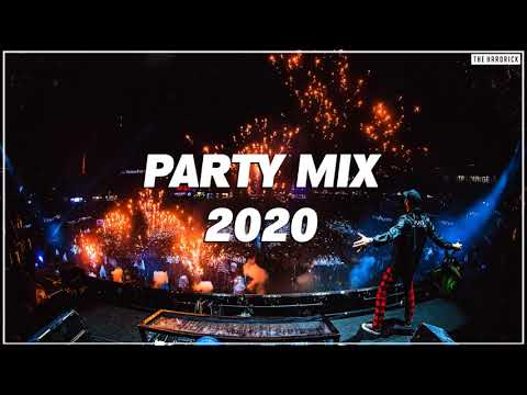 Party Mix 2020 - Best of EDM & Electro House Festival Mashup Party Music Mix 2020
