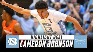 Cameron Johnson North Carolina Basketball Highlights - 2018-19 Season | Stadium