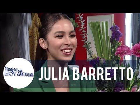"Julia plays ""Yes, No, or Maybe"" | TWBA"