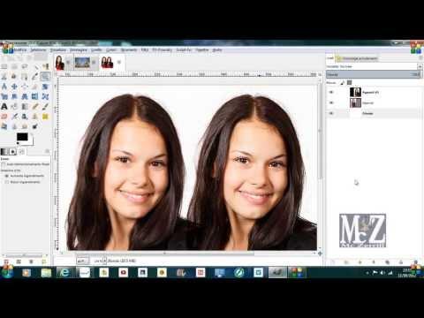 Tutorial 12° - Photoshop Cs6 - Come aumentare la qualità di un immagine from YouTube · Duration:  6 minutes