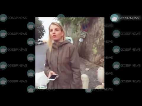 Emma Marrone becca un paparazzo e posta il video sul facebook!