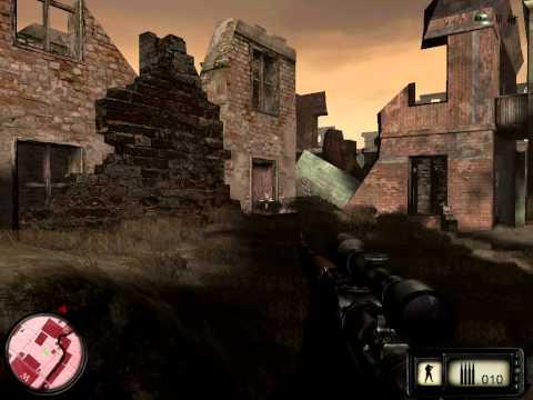 Снайпер Цена победы Sniper Art of Victory 2008 PC