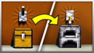 ✔️ MCPE: Redstone Workstation Tutorial (Easy to follow)