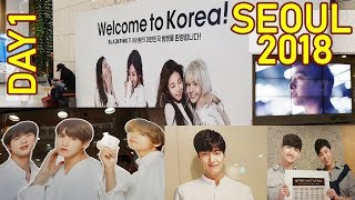 Myeongdong, Dongdaemun, Korean Food and a lot of Oppa - Seoul Travel Day 1