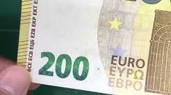 200 Banknotes 2,000 EUR