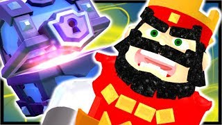 CLASH ROYALE IN ROBLOX!! | Roblox Blox Royale Tycoon