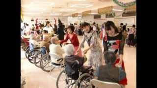 草村礼子が提唱するダンスボランティア<夢のダンス>についてです。 (...