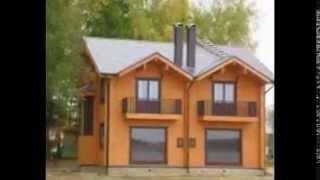 Строим дом на два входа