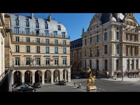 Top 10 Luxury Hotels Near Louvre Museum In Paris, France