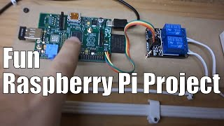 Raspberry pi linux lesson 26: controlling the raspberry pi gpio pins ...