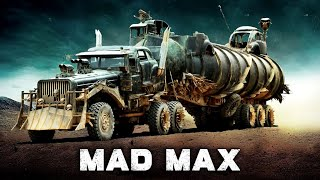 Mad Max Game - Fury Road War Rig - Easter Egg #9