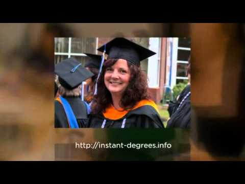Quick Internet Bachelor, Masters and Doctorate Degrees