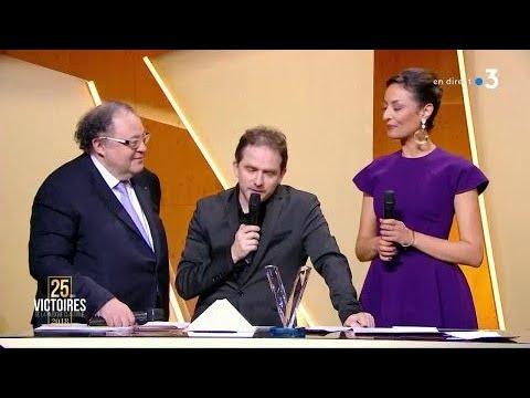 Karol Beffa remporte la Victoire de la catégorie « Compositeur »