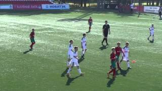 Локомотив 2005 - Локомотив 2(1-й состав. 1-й тайм)
