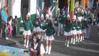 BANDA MARCIAL DEL I.E.S.A.P DE TAMESIS ANTIOQUIA-PRIMERA PARTE
