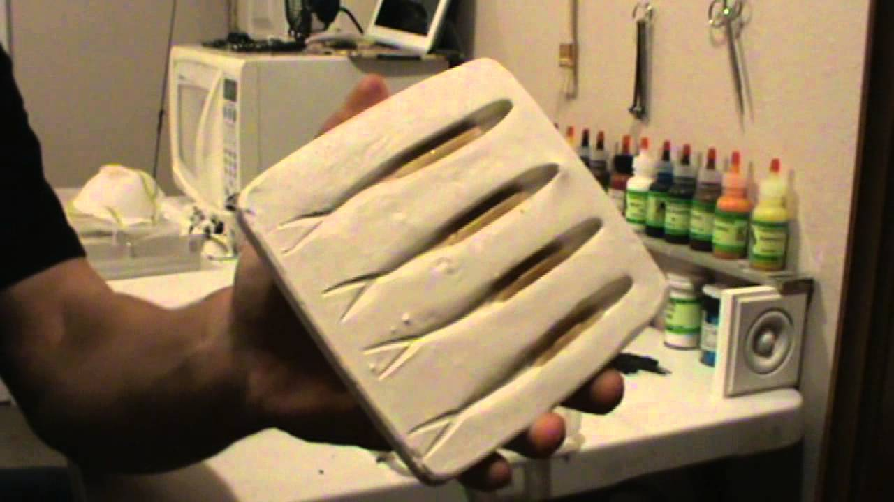 soft plastics baits - molds part 1 - youtube, Soft Baits