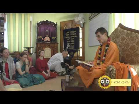 Бхагавад Гита 10.4-5 - Вальмики прабху