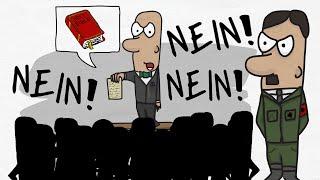 27 إنشاء عبادة | 48 قوانين السلطة من قبل روبرت غرين | الرسوم المتحركة ملخص كتاب