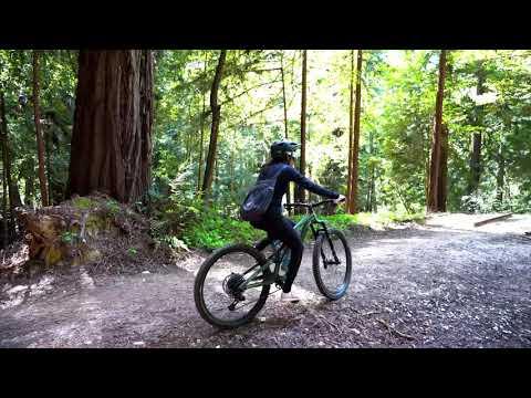 Getting Started In Mountain Biking | Who wants to ride the Santa Cruz Mountain trails? | MTB