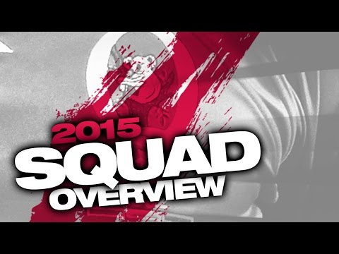 2015 St.George Queensland Reds Squad Overview