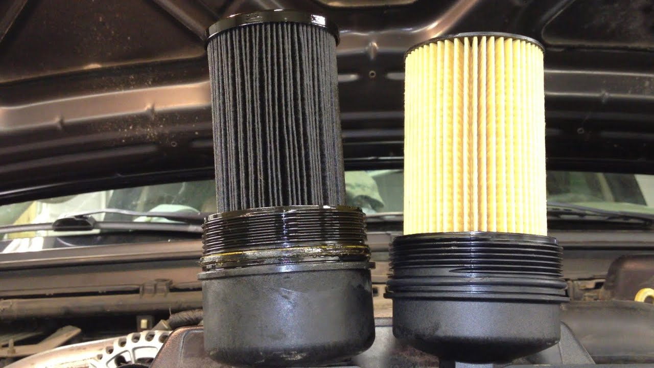 ford 6 0l powerstroke no start aftermarket oil filters [ 1280 x 720 Pixel ]