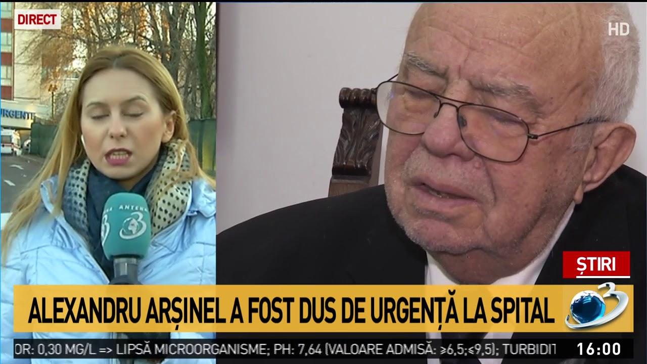 Alexandru Arșinel, gafă în trafic la 80 de ani!   Stirescu.ro   Alexandru Arșinel