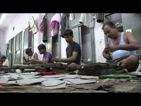 India: The dangers of working in leather factories