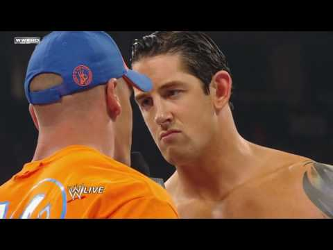 Team Mark Henry Saves John Cena!!