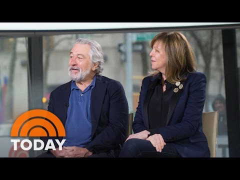 Robert De Niro Talks Tribeca Film Festival And 'Godfather' Reunion | TODAY