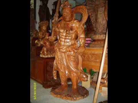 Đồ Gỗ Mỹ Nghệ, Tượng Gỗ Nghệ Thuật, Tượng Phật Bằng Gỗ