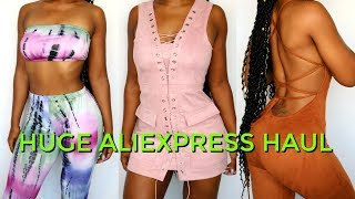 I Spent $320 on AliExpress Clothes |  Huge AliExpress Try-on Haul Summer 2017 | Jazz Nicole